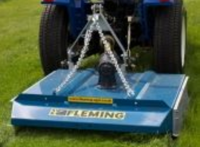 Grass Toppers Fleming 5ft Semi off set Topper