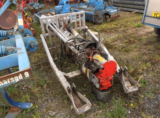 Tanker / Muck Spreaders / Slurry Pumps NC 3000 Pump - SOLD