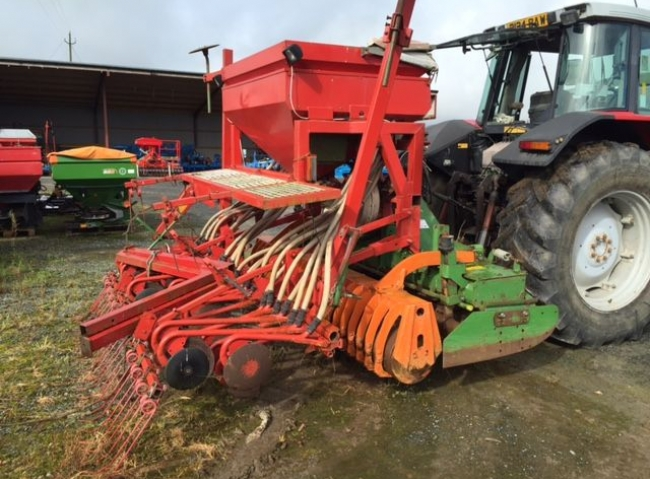 Seed Drills Amazone 3mtr Accord CX Disk (D02) - SOLD
