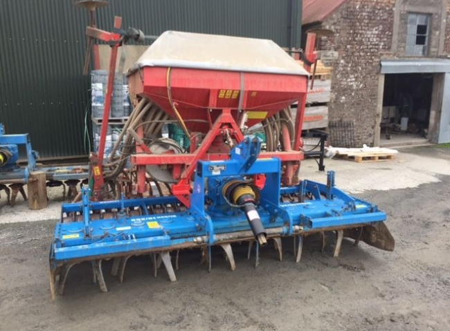 Seed Drills Lemken Zirkon 10 Accord DA (D16) - SOLD